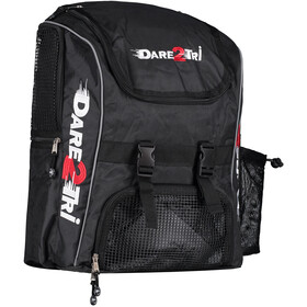 Dare2Tri Transition Rugzak 33L, black
